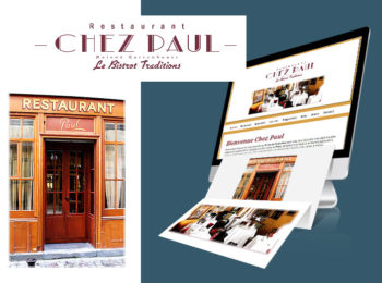 Chez Paul site Internet