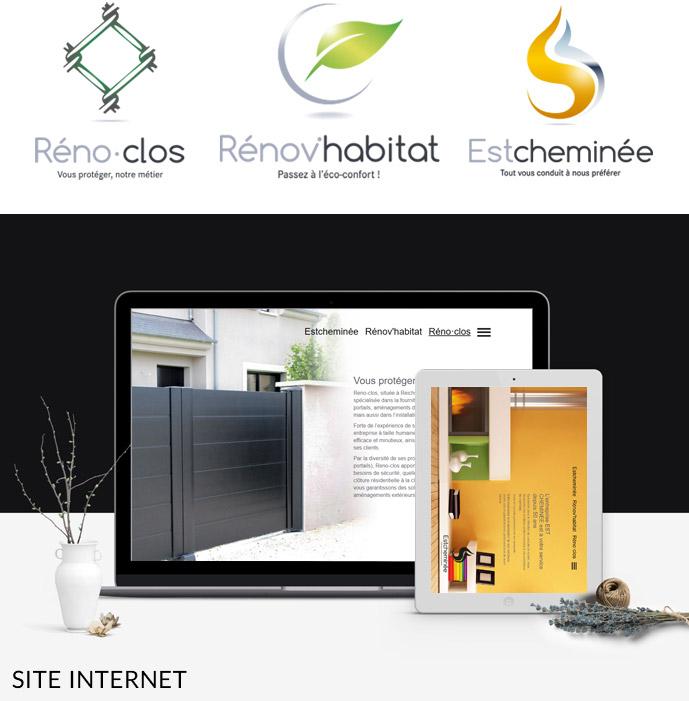 Renov Habitat, Renoclos, Est Cheminées
