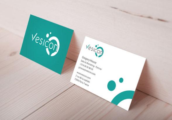 Vesicon, Logo, PAO