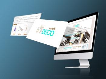Web Deco Boutique en ligne