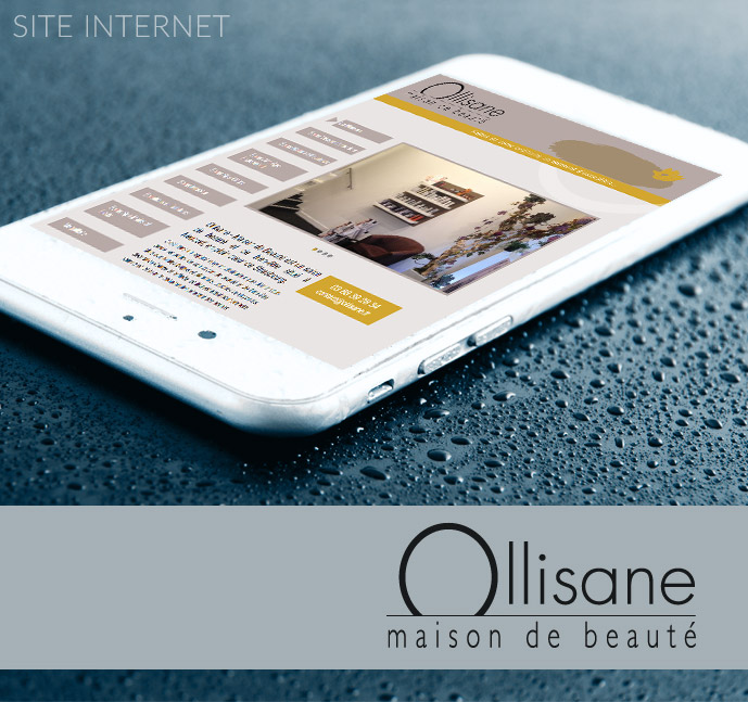 Ollisane site Internet