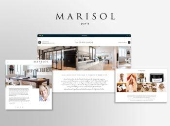 Studio Marisol site web