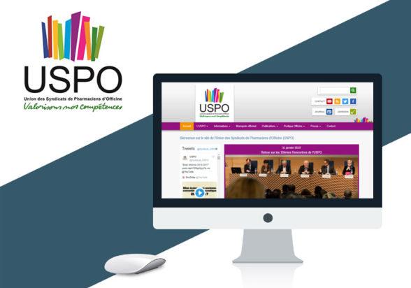 USPO site Internet
